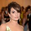 Lea Michele attends The Metropolitan Museum of Art's Costume Institute benefit gala celebrating