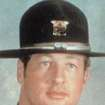 OKLAHOMA HIGHWAY PATROL / MUG: 2LT Kenneth Strang  Strang joined the OHP in 1966.  2LT Strang was completing a ten-hour shift resulting from bitterly cold and icy weather and was en route to his residence when he ran off the roadway and his cruiser slammed into a bridge abutment. 2LT Strang was killed instantly.