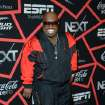 Cee Lo Green arrives at ESPN The Magazine's