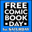 Free Comic Book Day is the first Saturday in May. Photo provided.