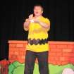 """Austin Lowry, a sophomore student at Oklahoma Christian Academy, played the lead role in """"You're A Good Man, Charlie Brown"""", at OCA's Christmas Cabaret.  Great job, Austin!  Community Photo By:  Becky Campbell  Submitted By:  Nyla, Edmond"""