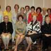AWARD LUNCHEON....Past Junior League Sustainer award winners get together at the annual member luncheon at the Hilton Skirvin Hotel. (Photo provided).