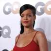Rihanna attends the GQ