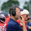 New Oklahoma State offensive coordinator Mike Yurcich is pictured during a 2012 Shippensburg University game. PHOTO COURTESY BILL SMITH, Shippensburg Sports Information