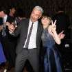 Director Roland Emmerich and actress Joey King attend the
