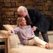 In this image released by Philip Rinaldi Publicity, Stockard Channing, left, and Stacy Keach are shown in a scene from