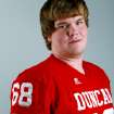 Former Duncan standout Dylan Dismuke's career is over due to a knee injury. Photo from The Oklahoman Archive