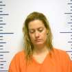 Amy McTeer, arrested in Logan County on drug charges. Photo provided.