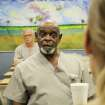 Roy L. Bowman, a Vietnam veteran and member of the Veteran's club at James Crabtree Correctional Center, gives insight about living with post-traumatic stress disorder. Photo by Darryl Golden, The Oklahoman