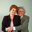 SYBIL NEWCOMB: Sybil and Bill Newcom, married for 55 years		ORG XMIT: 1002122237091329