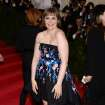 Lena Dunham attends The Metropolitan Museum of Art's Costume Institute benefit gala celebrating