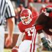 OU kicker Jimmy Stevens kicked four field goals against Baylor, but field goals won't be enough to beat Texas on Saturday.  PHOTO BY STEVE SISNEY, THE OKLAHOMAN