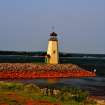 Lake Hefner Light Tower