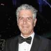 "FILE - This Sept. 15, 2013 file photo shows Anthony Bourdain at the 2013 Primetime Creative Arts Emmy Awards Governors Ball in Los Angeles. Bourdain was honored for the on-location television category for ""The Mind of a Chef,"" at the James Beard Foundation awards on  Friday, May 2, 2014. (Photo by Richard Shotwell/Invision/AP, File)"