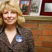 Susan Turpen has opened up her home two times in the past six months for campaign events for Democratic presidential contender Hillary Rodham Clinton, photographed Thursday Jan. 17, 2008. BY MICHAEL MCNUTT, THE OKLAHOMAN.