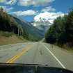 Staring out your windshield never gets boring on the fabled Alaska Highway. PHOTO PROVIDED