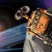 """In this image released by Walt Disney Co., a scene from the Disney/Pixar's animated feature, """"Wall-E"""" is shown.  (AP Photo/Walt Disney Co.) ** NO SALES ** ORG XMIT: NYET288"""