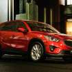 This undated photo provided by Mazda shows the 2013 Mazda CX-5. (AP Photo/Mazda)