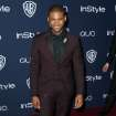 Usher arrives at the 15th annual InStyle and Warner Bros. Golden Globes after a party at the Beverly Hilton Hotel on Sunday, Jan. 12, 2014, in Beverly Hills, Calif. (Photo by Matt Sayles/Invision/AP)