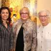 Debby Hampton, Joy Reed Belt, Joan Gilmore were at the Charter 35 luncheon at JRB Art at the Elms Gallery.  (Photo by David Faytinger, For The Oklahoman).