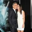 "Actors George Clooney and Sandra Bullock attend the premiere of ""Gravity"" at the AMC Lincoln Square Theaters on Tuesday, Oct. 1, 2013, in New York. (Photo by Evan Agostini/Invision/AP) ORG XMIT: NYEA112"
