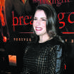 Stephenie Meyer arrives to the world premiere of