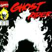 """Ghost Rider"" #15, drawn by Mark Texeira."