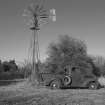 1934 Ford Truck and Windmill take us back to earlier days on the Sooner Prairie.  Community Photo By:  Michael Gross  Submitted By:  Michael, Oklahoma City