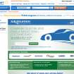 This framegrab of the Wal-Mart website shows the auto insurance shopping page taken Wednesday April 30, 2014. Wal-Mart is bringing one-stop shopping to another area: auto insurance. The world's largest retailer has teamed up with AutoInsurance.com to let shoppers quickly find and buy insurance policies online in real time to cut down costs. The service is available immediately in eight states including Arkansas, Louisiana, Mississippi, Missouri and Oklahoma, and will be available nationwide in the next few months. (AP Photo/Wal-Mart.com)