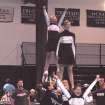 The High School Cheerleaders of Oklahoma Christian Academy placed 2nd in their division at the OCSAA Cheerleading Championship!  Community Photo By:  Nyla Hackett  Submitted By:  Nyla, Edmond