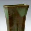 Vase by John Frank, founder of Frankoma Pottery in Sapulpa, OK. Photo provided.