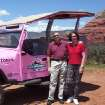 Don and G. Kay Powers of Edmond, Oklahoma on vacation recently in Coyote Canyon, Sedona, Arizona. Great place to visit, but it's nice to come home;Edmond is a great Place to live.  Community Photo By:  Pink Jeep Tour Guide Dianne  Submitted By:  Don , Edmond