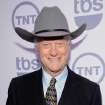 FILE - This May 16, 2012 file photo shows actor Larry Hagman from the show