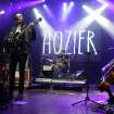 FILE - In this May 10, 2014 file photo, Andrew Hozier-Byrne of the band Hozier performs in concert during the Sweetlife Festival at Merriweather Post Pavilion in Columbia, Md. Hozier's
