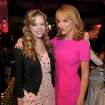 IMAGE DISTRIBUTED FOR THE HOLLYWOOD REPORTER - Actress Dreama Walker, left, and Kathy Griffin pose for a photo at The Hollywood Reporter's 21st Annual Women in Entertainment Power 100 breakfast presented by Lifetime on Wednesday, Dec. 5, 2012 in Beverly Hills, Calif.  (Photo by John Shearer/Invision for The Hollywood Reporter/AP Images)