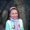 This Nov. 18, 2012 photo provided by John Engel shows Olivia Engel, 6, in Danbury, Conn. Olivia Engel. Olivia Engel, was killed Friday, Dec. 14, 2012, when a gunman opened fire at Sandy Hook Elementary School, in Newtown, Conn., killing 26 children and adults at the school. (AP Photo/Engel Family, Tim Nosezo)