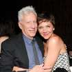 Actors James Woods and Maggie Gyllenhaal attend the