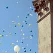 Balloons were released in honor and memory of women who have fought or who have been fighting gynecological cancers.  Community Photo By:  Mike Howard  Submitted By:  Mike, OKC