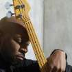 ** ADVANCE FOR WEEKEND EDITIONS, JUNE 14-15 ** This 2008 handout provided by Rendevous Entertainment shows Wayman Tisdale posing in the Hollywood section of Los Angeles, Calif. Tisdale's newest CD starts with a chuckle and a proclamation: