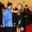 Tom Brady and Gisele Bundchen attend The Metropolitan Museum of Art's Costume Institute benefit celebrating