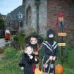 Rylee, Raegan & Ryan Reece trick or treat in Edmond  Community Photo By:  pia allen  Submitted By:  michael, edmond