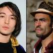 FILE - This combination of undated file photos shows Ezra Miller, left, who stars in the recently released film