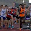 Oklahoma State distance runner Shadrack Kipchirchir (orange jersey) finished his college career with a pair of top-10 finishes at the NCAA Track and Field Championships. Now, he has enlisted in the Army and reported to basic training. He will eventually join its World Class Athletes Program with an eye on the 2016 Olympics.    -  Rick Morgan
