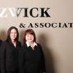 The management team at Zwick & Associates staffing firm includes family members, from left, April, Andra and Janee' Zwick. Andra owns the business, her sister heads operations, and their mother directs business development.  PHOTO PROVIDED   -  PROVIDED
