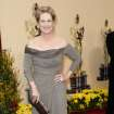** LINDA MILLER'S COMMENTARY:      Norman designer Kayne Gillaspie said he liked the dress, but would like to see her in color. Ditto. **