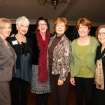 Mary Dee Morrison, Linda Bowles, Sandy Trudgeon, Connie Ziese, Mary Anne Malone, Shannon Rundell attended Kappa Alpha Theta Founder's Day. (Photo by David Faytinger).