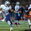 Freedom High's Joe Mixon has been compared to former OU running back Adrian Peterson. Mixon gave his verbal pledge to the Sooners early last month.  Photo by Doug Duran, Bay Area News Group