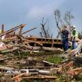 More severe weather and tornadoes roil Plains;...