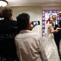Couple marries at Baylor hospital in Dallas so...