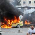 Scores killed as IS bombs hit Syrian government...